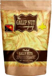 Peeled Galip Nuts